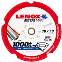 Lenox METALMAX™ DG 75 mm