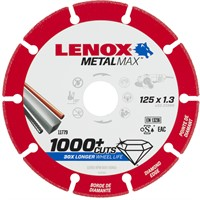 Lenox METALMAX™ AG 125 mm