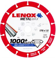 Lenox METALMAX™ AG 178 mm
