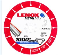 Lenox METALMAX™ AG 300 mm